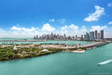 Home for Sale at 1000 Venetian Way #PH 2102, Miami Beach FL 33139