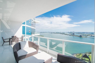 Home for Rent at 2020 N Bayshore Dr #3503, Miami FL 33137