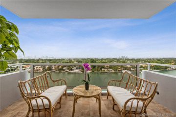 Home for Sale at 5700 Collins Ave #10G, Miami Beach FL 33140