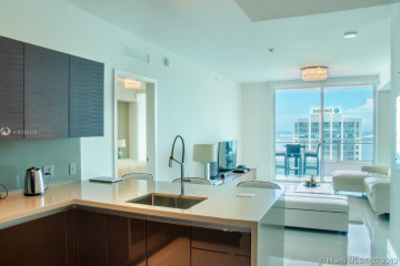Home for Rent at 1080 Brickell Ave #3502, Miami FL 33131