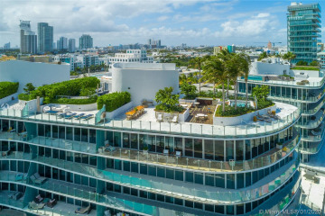 Home for Sale at 1 Collins Ave #PH 706, Miami Beach FL 33139