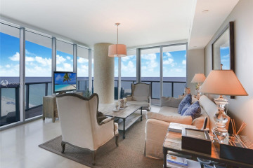 Home for Sale at 17001 Collins Ave #1508, Sunny Isles Beach FL 33160
