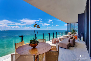 Home for Sale at 17141 Collins Ave #1201, Sunny Isles Beach FL 33160