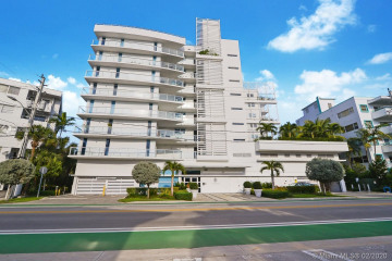 Home for Sale at 9821 E Bay Harbour #401, Bay Harbor Islands FL 33154