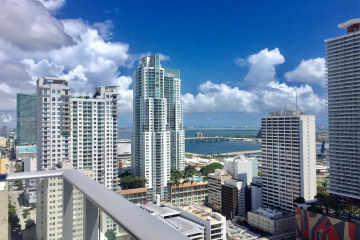 Home for Sale at 151 SE 1st St #2902, Miami FL 33131