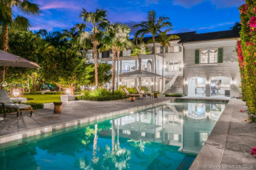 Home for Sale at 8585 Old Cutler Rd, Coral Gables FL 33143