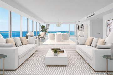 Home for Sale at 9349 Collins Ave #601, Surfside FL 33154