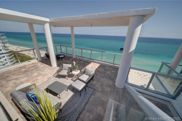 Home for Sale at 3737 Collins Ave #PH-4, Miami Beach FL 33140
