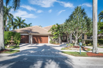 Home for Sale at 2474 Provence Cir, Weston FL 33327