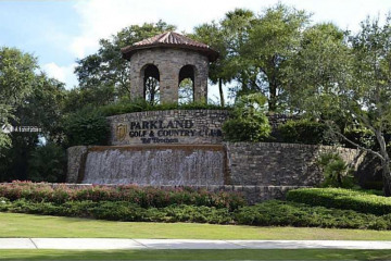 Home for Rent at 10165 Cameilla St #10165, Parkland FL 33076
