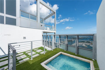 Home for Sale at 1100 Biscayne Blvd #PH6304, Miami FL 33132