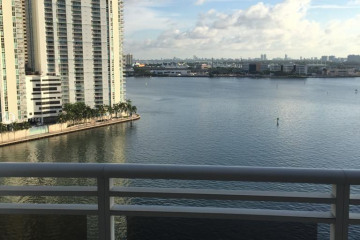Home for Rent at 901 Brickell Key Blvd #1508, Miami FL 33131