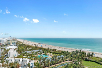Home for Sale at 100 S Pointe Dr #1206, Miami Beach FL 33139