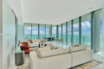 Home for Sale at 17475 Collins Ave #1001, Sunny Isles Beach FL 33160