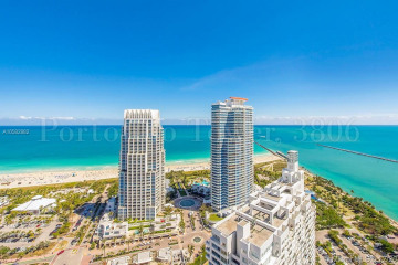 Home for Rent at 300 S Pointe Dr #3806, Miami Beach FL 33139