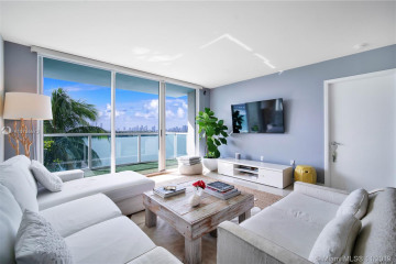Home for Sale at 650 West Ave #907, Miami Beach FL 33139
