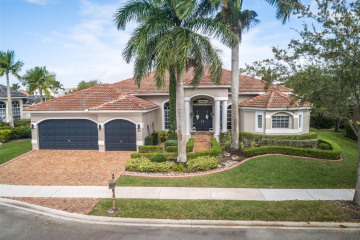 Home for Sale at 414 Mallard Ln, Weston FL 33327