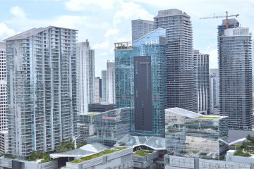 Home for Sale at 90 SW 3rd St #3611, Miami FL 33130