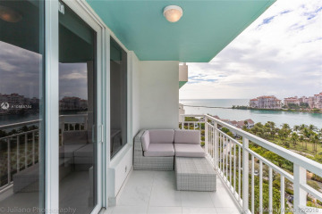 Home for Sale at 400 S Pointe Dr #1107, Miami Beach FL 33139