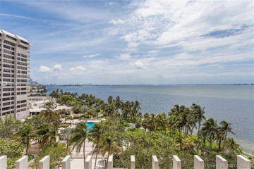Home for Sale at 1 Grove Isle Dr #A801, Miami FL 33133