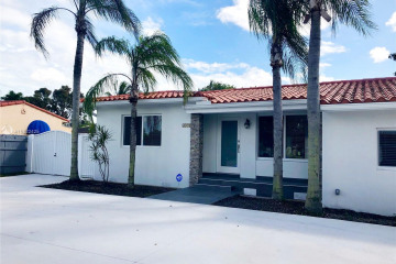 Home for Rent at 6320 Coral Way, Miami FL 33155