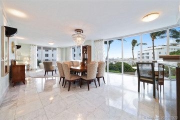 Home for Sale at 3801 Collins Ave #501 + 502, Miami Beach FL 33140