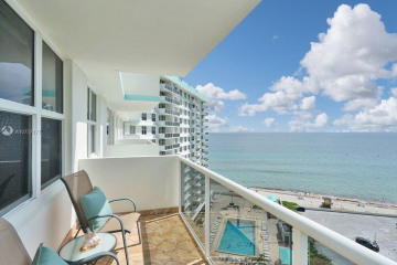 Home for Rent at 3725 S Ocean Dr #1216, Hollywood FL 33019