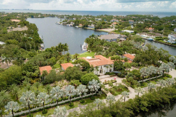 Home for Sale at 8901 Arvida Ln, Coral Gables FL 33156