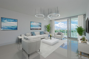 Home for Sale at 1000 West Ave #1508, Miami Beach FL 33139
