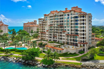 Home for Sale at 7151 Fisher Island Dr #7151, Miami Beach FL 33109