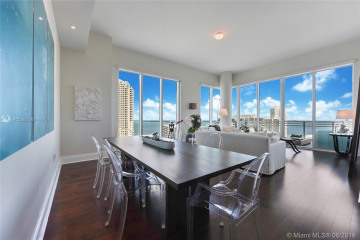 Home for Sale at 900 Brickell Key Blvd #1704, Miami FL 33131