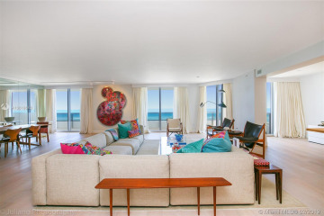 Home for Sale at 5801 Collins Ave #500, Miami Beach FL 33140