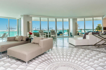 Home for Sale at 1000 S Pointe Dr #501, Miami Beach FL 33139
