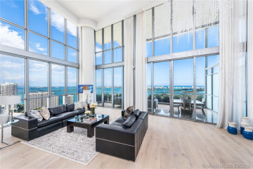 Home for Sale at 1100 Biscayne Blvd #4906, Miami FL 33132