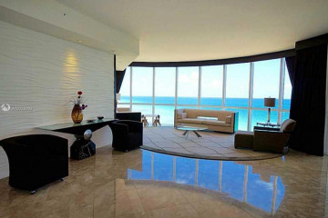 Home for Sale at 18101 Collins Ave #1509, Sunny Isles Beach FL 33160