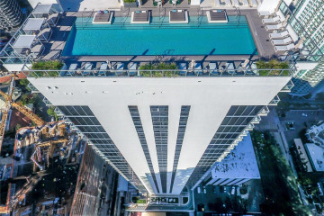 Home for Sale at 1010 Brickell #2201, Miami FL 33131