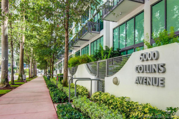 Home for Sale at 6000 Collins Ave #503, Miami Beach FL 33140