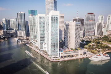 Home for Sale at 325 S Biscayne Blvd #1921, Miami FL 33131