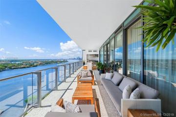Home for Sale at 800 S Pointe Dr #1603, Miami Beach FL 33139