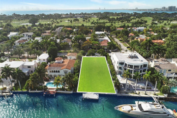 Home for Sale at 5777 Pine Tree Dr, Miami Beach FL 33140