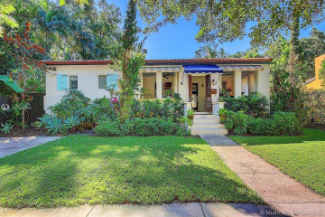 Home for Rent at 2330 Overbrook St, Coconut Grove FL 33133