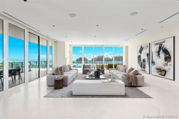 Home for Sale at 800 S Pointe Dr #801, Miami Beach FL 33139
