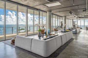 Home for Sale at 2675 S Bayshore Drive #PH-1, Miami FL 33133