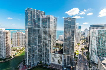 Home for Rent at 495 Brickell Ave #3910, Miami FL 33131