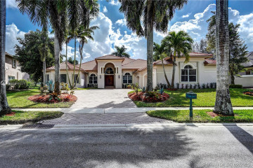 Home for Sale at 2467 Provence Circle, Weston FL 33327