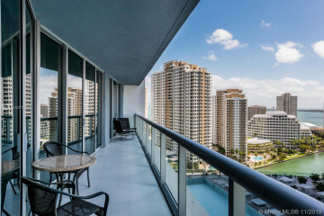 Home for Rent at 475 Brickell #2009, Miami FL 33131