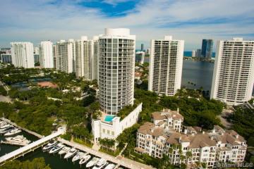 Home for Sale at 4100 Island Blvd #1501, Aventura FL 33160