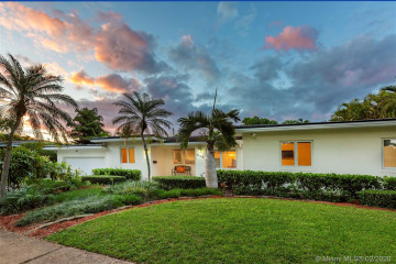 Home for Rent at 525 Marmore Ave, Coral Gables FL 33146