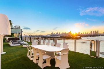 Home for Sale at 1100 West Ave #TS-2 + TS-3, Miami Beach FL 33139