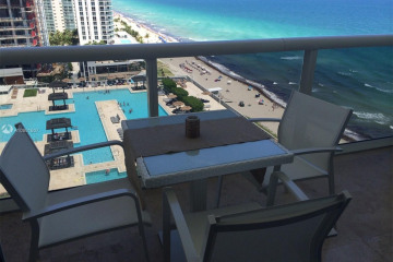 Home for Rent at 1830 S Ocean Dr #1612, Hallandale FL 33009